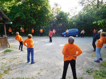 Regijski posvet in srečanje s skupinami v Ivančni Gorici