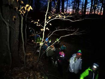 Tradicionalni pohod z lučkami na Debeli hrib