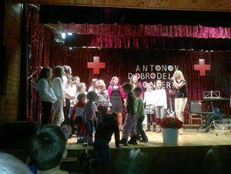 Antonov koncert Rdečega križa lepo uspel