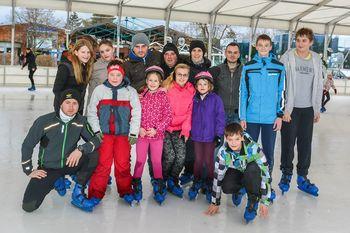 Drsanje mladine in njihovih mentorjev PGD Trnovec
