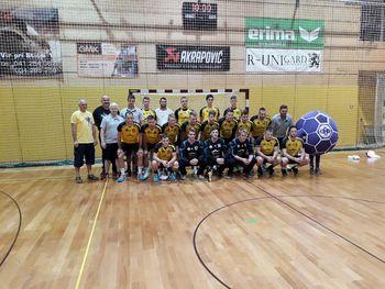 """Rokometni klub Sviš zmagovalec turnirja """"Erima cup 2017"""""""