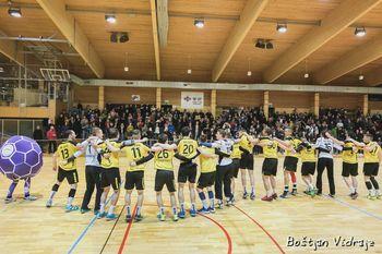 To soboto v Ivančni Gorici rokometni derbi najboljših - SVIŠ proti ekipi Škofljice