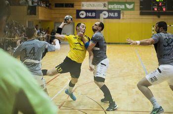 Rokometaši SVIŠA sezono pred polno dvorano pričeli z zmago proti ekipi Trebnjega