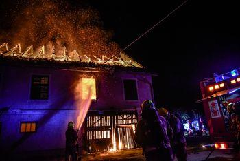 Izjava za javnost GZ Žalec - požar 16. 11. 2020