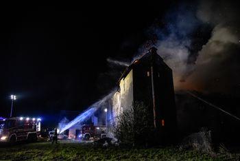 Prispevek o delu gasilcev Gasilske zveze Žalec december-januar