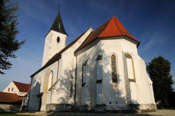 Cerkev sv. Martina v Martjancih (sakralna umetnost)