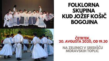 Folklorna skupina KUD Bogojina (Etno četrtki)