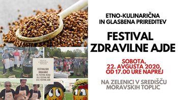 Festival Zdravilne ajde