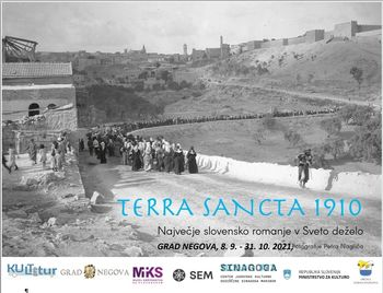 TERRA SANCTA 1910
