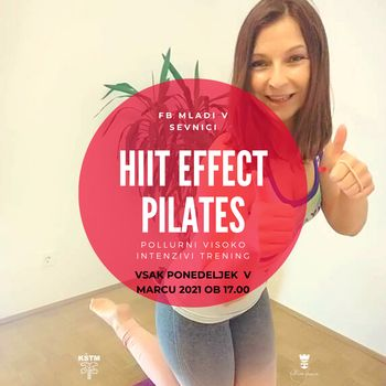 Hiit effect pilates