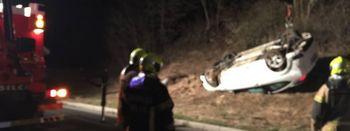 Prometna nesreča – Boh. Bistrica