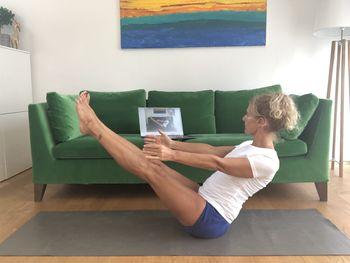 NOVO❣ Predstavitvena brezplačna spletna ZOOM vadba joge za začetnike. Prvo vadbo vam podarim❣
