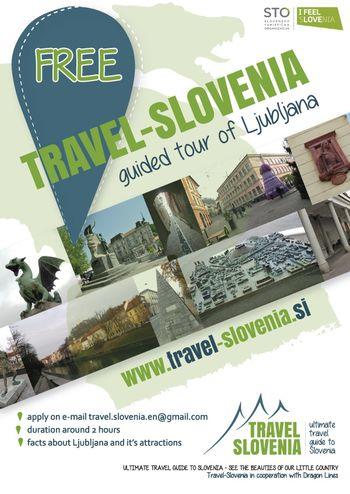 TaleUp in brezplačna vodenja po Ljubljani