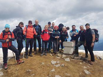 Pohod na Golico s Planinskim društvom Polzela