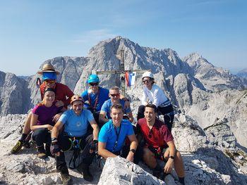 Pohod Planinskega društva Polzela na Mrzlo goro, visoko 2203 m