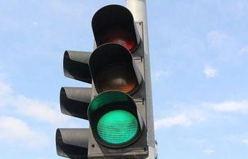 Moteno delovanje semaforjev na križišču Arclin-Vojnik