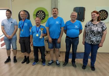 20. veteranske športne igre in 2. memorialni turnir Marka Černiča