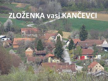 ZLOŽENKA vasi KANČEVCI