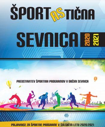 Športna zveza Sevnica uspešna na razpisih za leto 2020