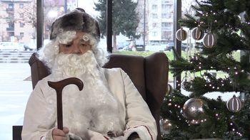 Spet prišel bo med nas stari dobri Dedek Mraz