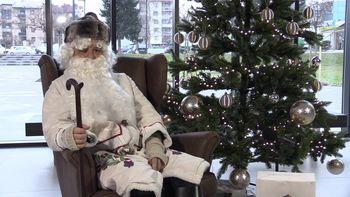 SPREMEMBA DATUMA obiska Dedka Mraza v Občini Žalec