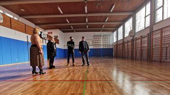 Župan Občine Žalec obiskal UPI - ljudsko univerzo Žalec