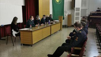 Podpis pogodbe o opravljanju javne gasilske službe za leto 2021 v Občini Žalec