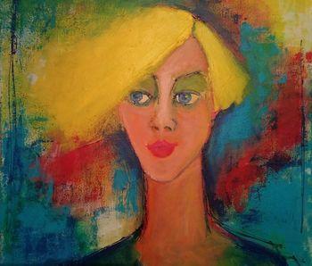 Slikarska razstava  'Ženska včeraj, ženska danes'