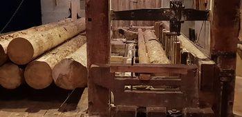 Postani bohinjski mlinar in žagar
