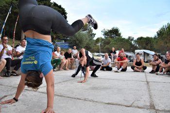 Capoeira v živo!