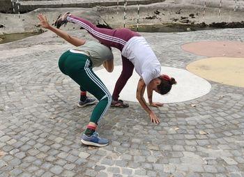 Capoeira Zoom Tečaji