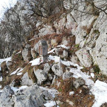 Kralj Matjaž v Podrti gori