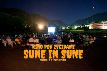 Kino pod zvezdami: Sune in Sune