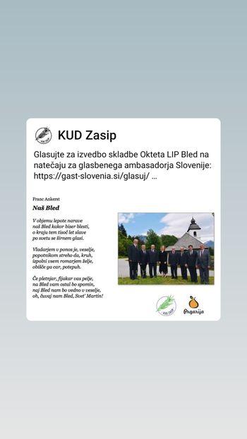 Glasbeni ambasadorji slovenskega turizma - Slovenija zveni izjemno