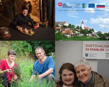 V LAS Srce Slovenije podprti štirje evropski projekti iz Litije