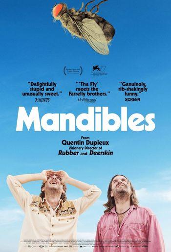 Art kino torek: Mandibule