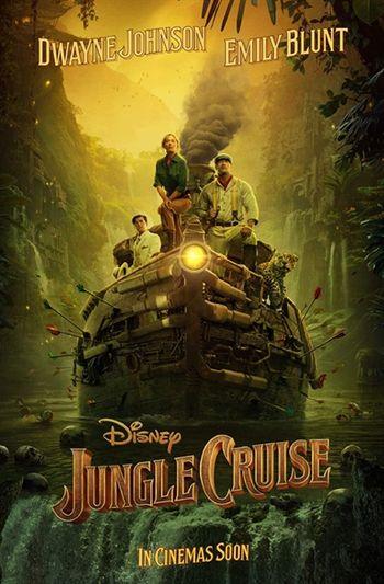 Kino: Križarjenje po džungli