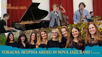 Vokalna skupina Ardeo in NOVA Jazz Band | Poletje v Vipavskem Križu 2021