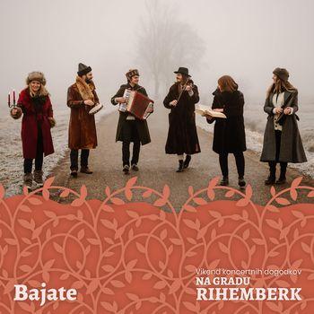 Koncert skupine Bajate