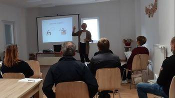 Predavanje »Angažirajmo se za okolje – komunikacija in javno nastopanje«