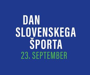 Dan slovenskega športa v Preboldu - 23.9.2021