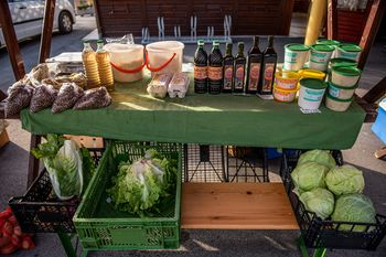 Kmečka tržnica v soboto od 8.00 dalje