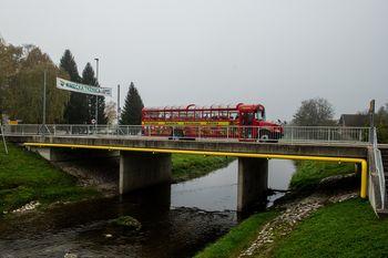 BUStura z ameriškim avtobusom tudi v Preboldu