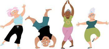 Predstavitvena BREZPLAČNA vadba - SPLOŠNE TELOVADBE - za ženske na Brezovici
