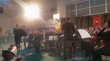 Božično novoletni koncert v Šentjanžu