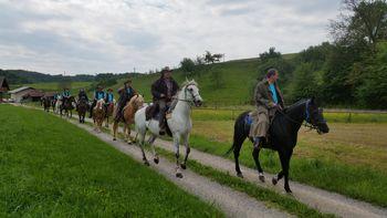 Dvodnevni konjeniški dan