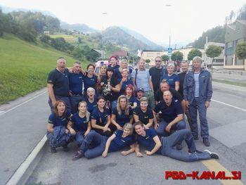 Regijsko gasilsko tekmovanje v Cerknem