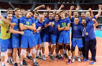 Evropsko prvenstvo v odbojki