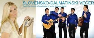 Slovensko – dalmatinski večer