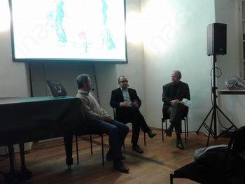 Muzejski večer:  predstavitev knjige dr. Matevža Koširja Zgodovina prostozidarstva na Slovenskem